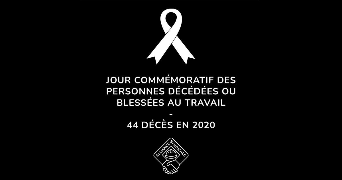 En 2020, 44 décès liés au travail dans la construction : Jean Boulet doit bonifier le projet de loi no 59 pour changer ce bilan